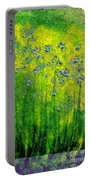 Wildflower Impression By Jrr Portable Battery Charger