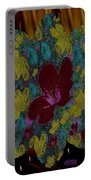 Wildflower Into The Wilderness Portable Battery Charger