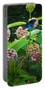 Wildflower Meadow Portable Battery Charger