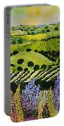 Wildflower Ridge Portable Battery Charger