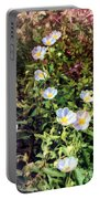 Wildflower Wandering Portable Battery Charger