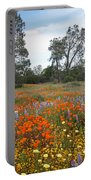 Wildflower Wonderland 2 Portable Battery Charger