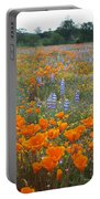Wildflower Wonderland Portable Battery Charger