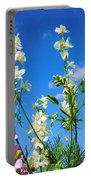 Wildflowers #13 Portable Battery Charger