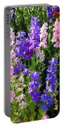 Wildflowers #15 Portable Battery Charger
