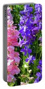 Wildflowers #16 Portable Battery Charger