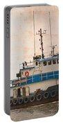William Breckinridge Portable Battery Charger by Debra and Dave Vanderlaan
