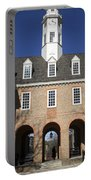 Williamsburg Capitol Portable Battery Charger