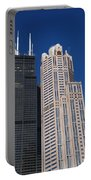 Willis Tower Chicago Portable Battery Charger