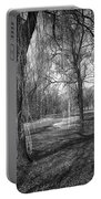 Willows In Spring Park Portable Battery Charger