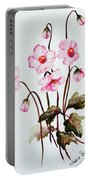 Wind Flowers Portable Battery Charger