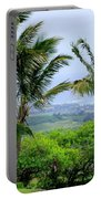 Wind Over Kalaheo Portable Battery Charger