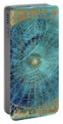 Wind Rose Map Of The Winds Portable Battery Charger