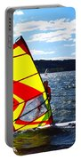 Wind Surfer II Portable Battery Charger