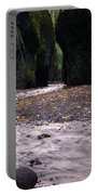 Winding Through Oneonta  Gorge Portable Battery Charger