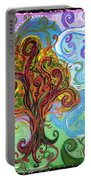 Winding Tree Portable Battery Charger
