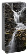 Winding Waterfall Portable Battery Charger by Christina Rollo