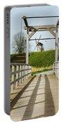 Windmill Bridge Portable Battery Charger