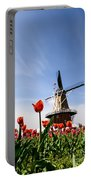 Windmill Island Gardens Portable Battery Charger