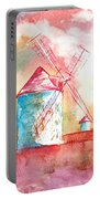 Windmills Portable Battery Charger