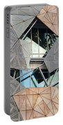 Window Design Portable Battery Charger