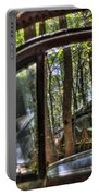 Window To A Window Via Tree Portable Battery Charger