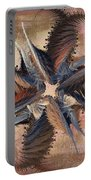 Winds Of Change Portable Battery Charger by Deborah Benoit