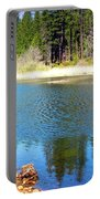 Windy Grace Lake Portable Battery Charger