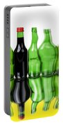 Wine Bottles Portable Battery Charger
