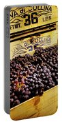 Wine Grapes II Portable Battery Charger