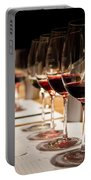 Wine Tasting Portable Battery Charger