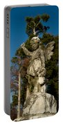 Winged Girl 13 Portable Battery Charger