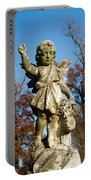 Winged Girl 3 Portable Battery Charger