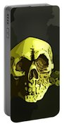 Winged Skull Portable Battery Charger