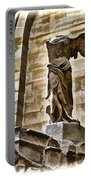 Winged Victory - Louvre Portable Battery Charger