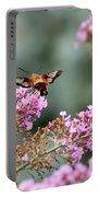 Wings In The Flowers Portable Battery Charger