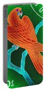 Wings Of Paradise Portable Battery Charger