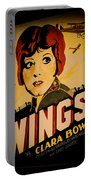 Wings Of Yesterday Portable Battery Charger