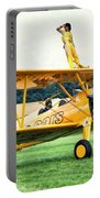 Wingwalking Portable Battery Charger