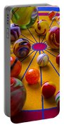 Winning At Marbles Portable Battery Charger