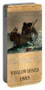 Winslow Homer 2 Portable Battery Charger