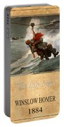 Winslow Homer 3 Portable Battery Charger