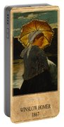 Winslow Homer 6 Portable Battery Charger