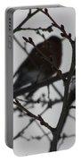 Winter Bird Portable Battery Charger