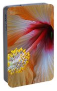 Winter Blooms Portable Battery Charger