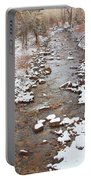 Winter Creek Scenic View Portable Battery Charger