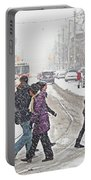 Winter Crossing Portable Battery Charger