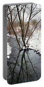 Winter Ditch Portable Battery Charger