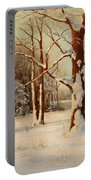 Winter Dream Portable Battery Charger