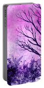 Winter Dreams  Portable Battery Charger